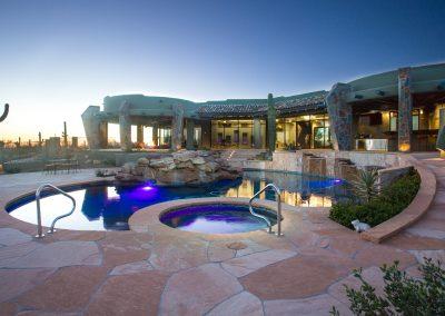 Scottsdale custom home builders